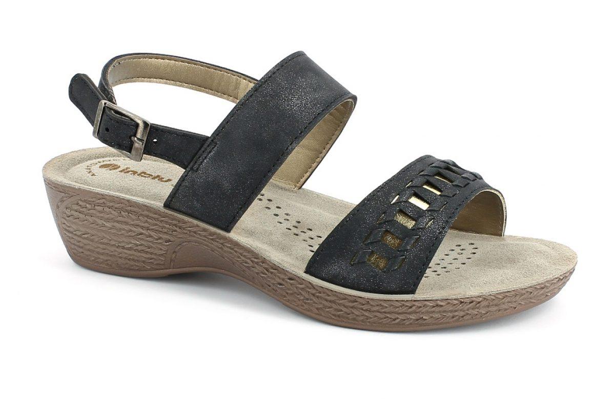 Sandalo donna inblu GL 22 Nero