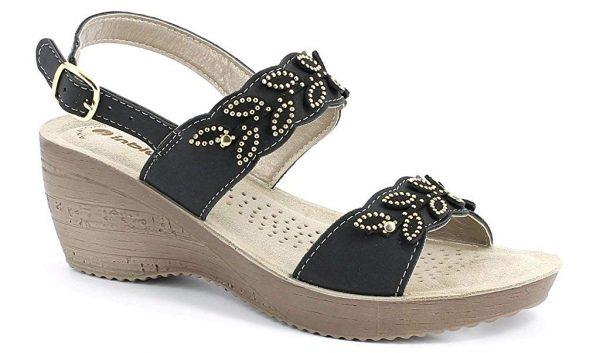 sandalo Donna Inblu GZ 29 Nero