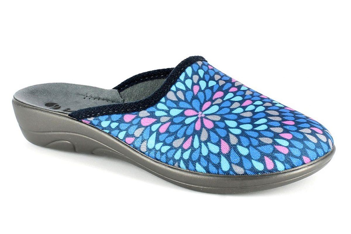 Pantofola Donna Inblu 5D 10 Blu