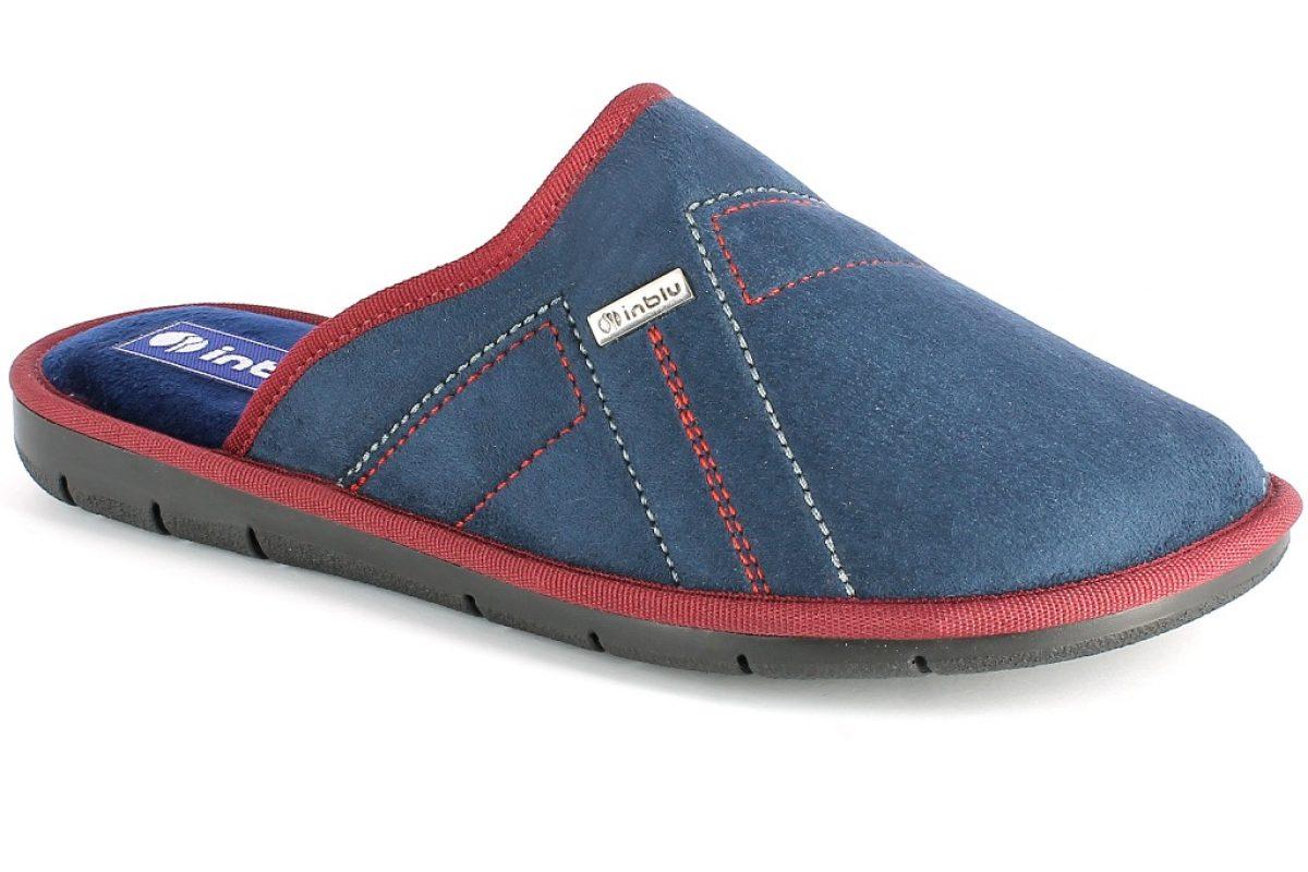 Pantofola invernale Uomo inblu 91 5