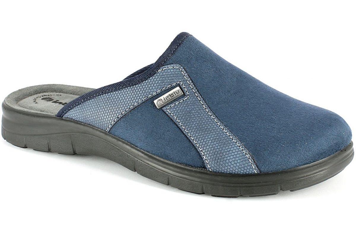 Pantofola Uomo InBlu BG 35 Blu