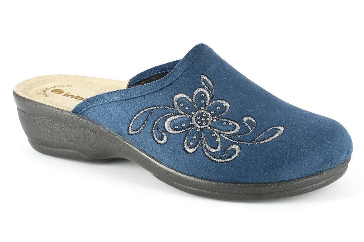 Pantofola Donna Inblu BJ 100 Blu