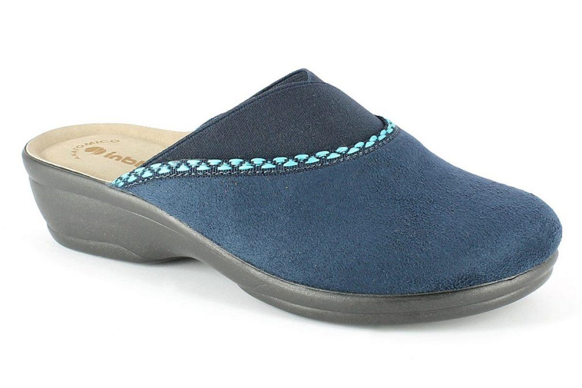 Pantofola Donna InBlu BJ 105 blu