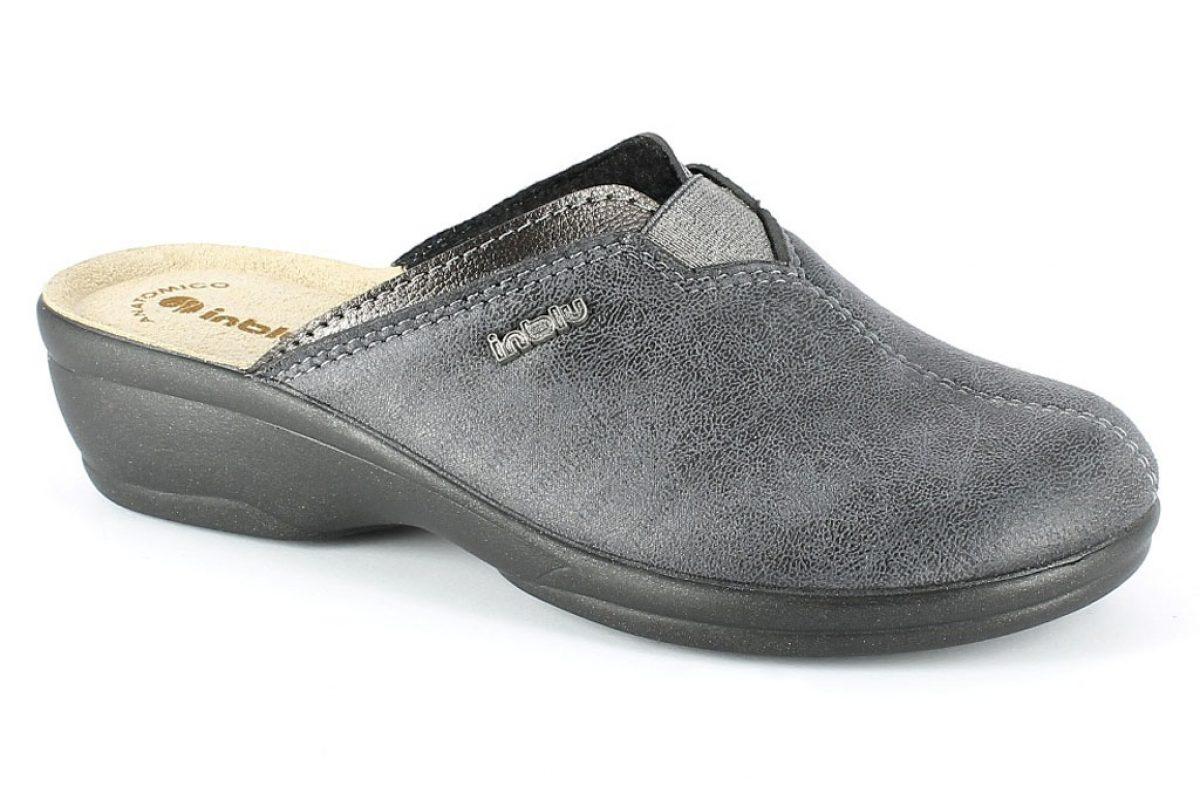 Pantofola Donna Inblu BJ 106 Grigio