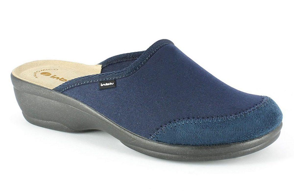 Pantofola Donna Inblu BJ 107 Blu
