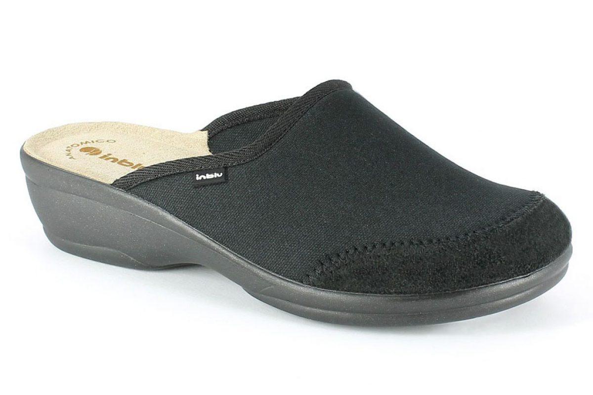 Pantofola Donna Inblu BJ 107 Nero