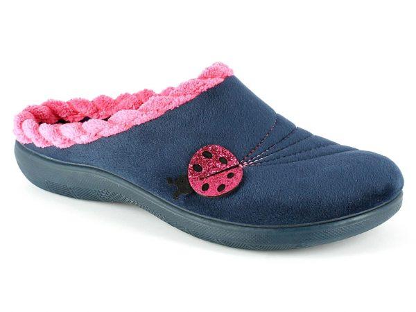 Pantofola Donna InBlu EC 43 Blu