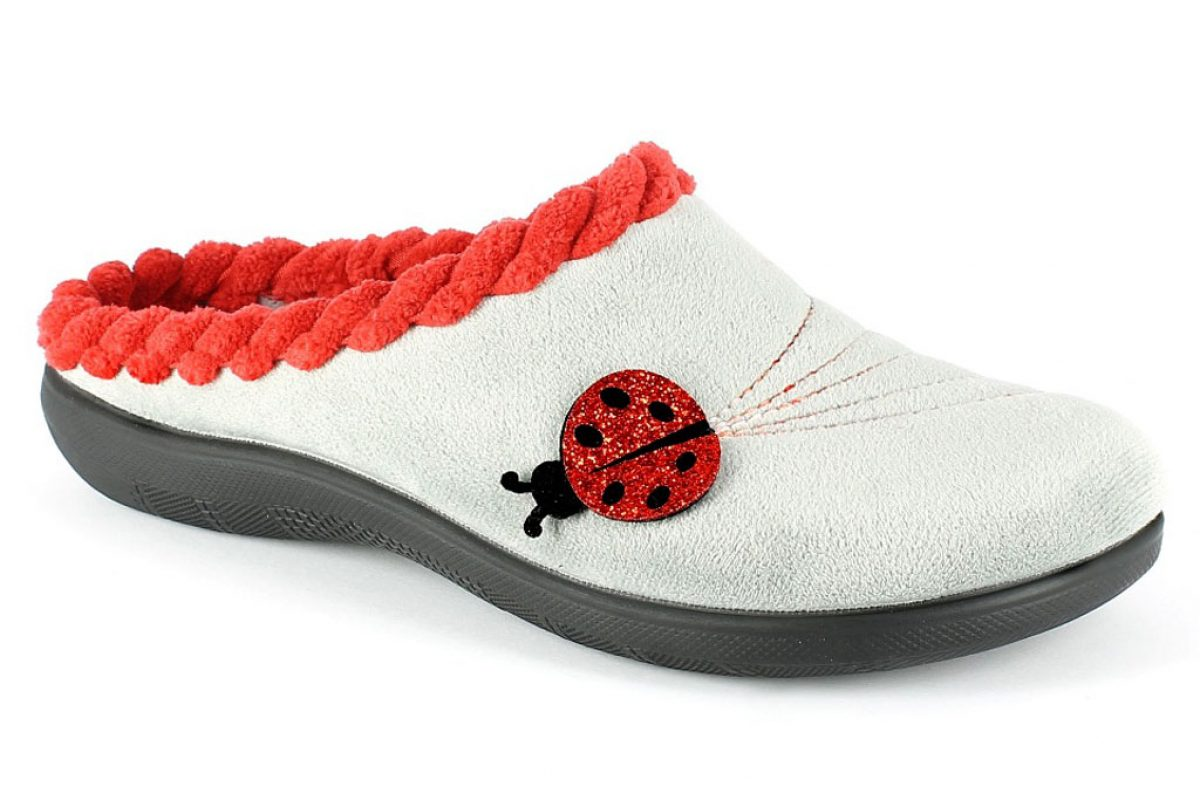 Pantofola Donna Inblu EC 43 Grigio