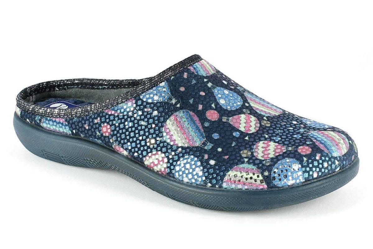 pantofola Donna Inblu EC 48 Blu