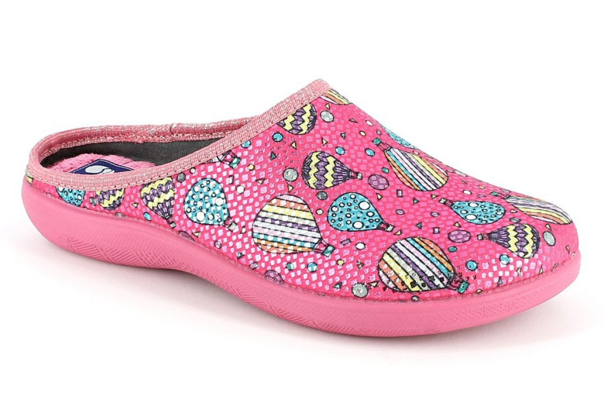 pantofola Donna Inblu EC 48 fuxia