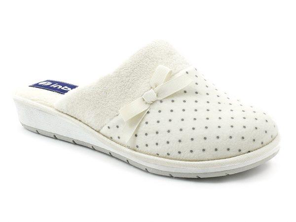 Pantofola Donna InBlu LB 72 Ghiaccio