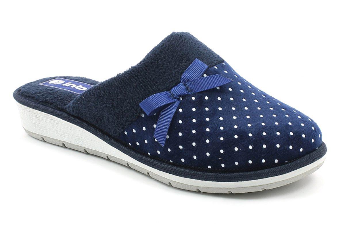 Pantofola Donna InBlu LB 72 Blu
