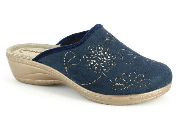 Pantofola Donna Inblu LY 49 Blu