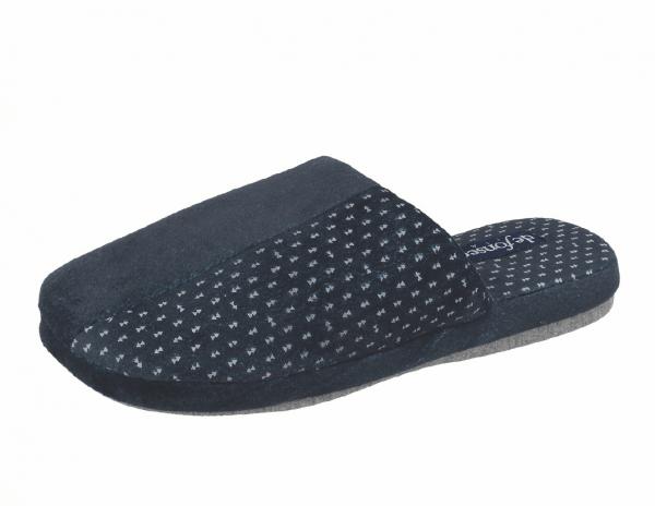 Pantofola Uomo De Fonseca Toma Top I M511 Blu Fantasia