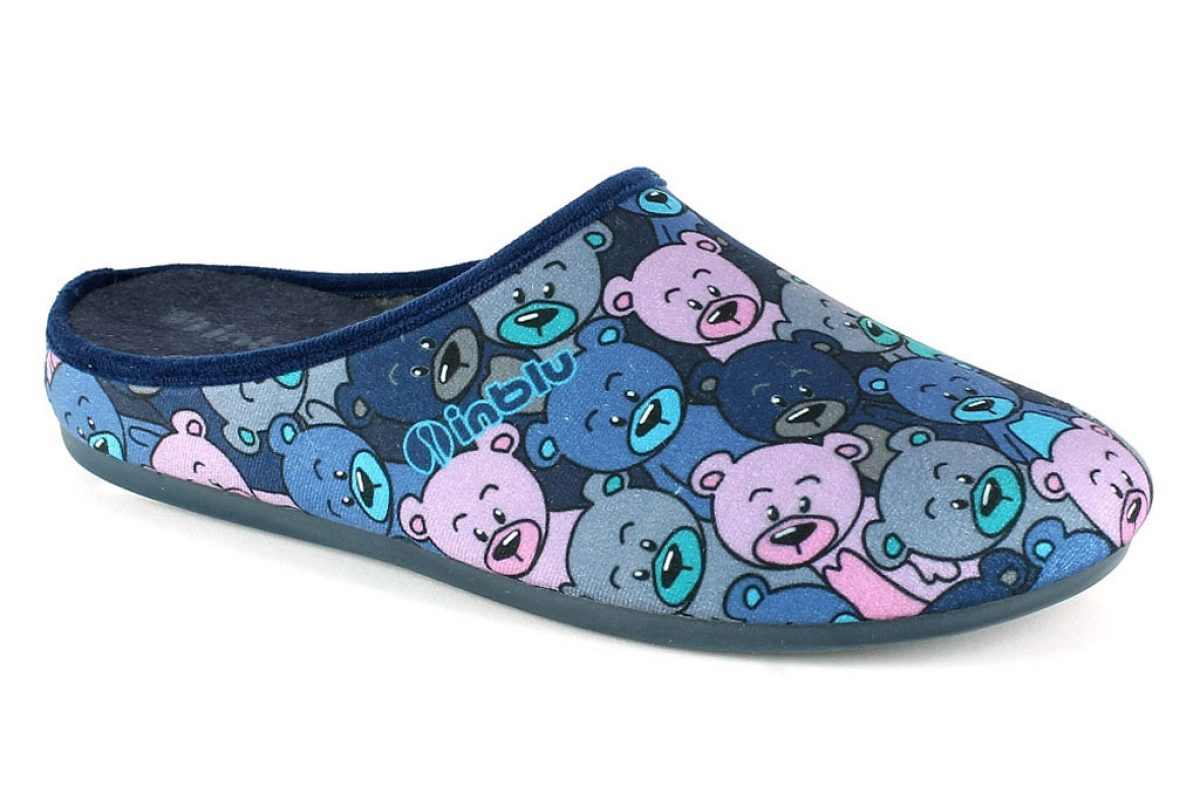 Pantofola Donna Inblu VG 16 Blu